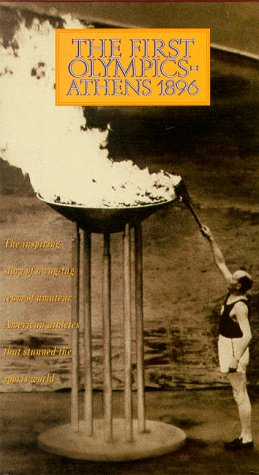 The First Olympics - Athens 1896 - 2 Volume set [VHS]