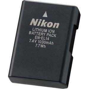 Nikon EN-EL14 Rechargeable Li-Ion Battery for Nikon