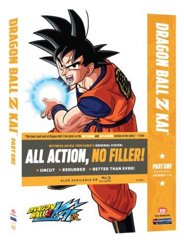 Dragon Ball Z Kai: Part One