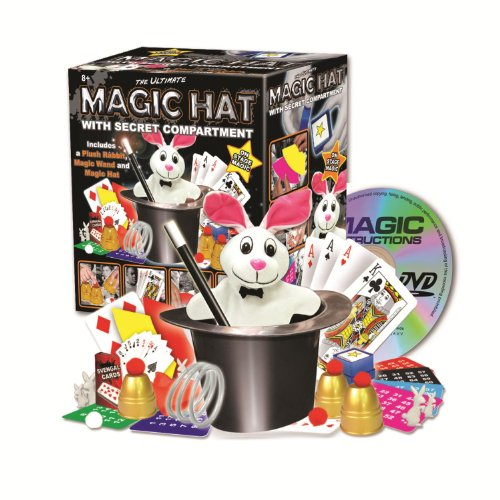Ulimate Magic Classic Hat - DVD included