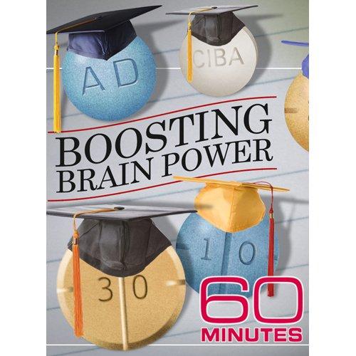 60 Minutes - Boosting Brain Power (April 25, 2010)