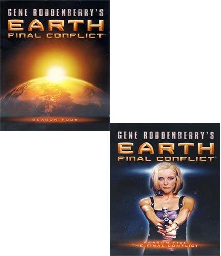 Earth - Final Conflict - Season 4 (Boxset) / Season 5
