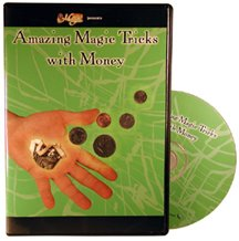 Amazing Magic Tricks with Money DVD From Royal Magic -