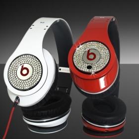 Mons-ter Studio Diamond series High-Definition Headphone
