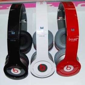Mon*ster Beats Solo HD On-ear High Performance Headphones