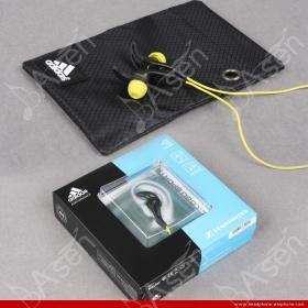 Sennheiser CX680 Adidas Sports Earfin Earbuds Vol Ctl