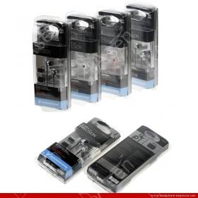 Black Sennheiser CX300II In-Ear Earbuds Headphones