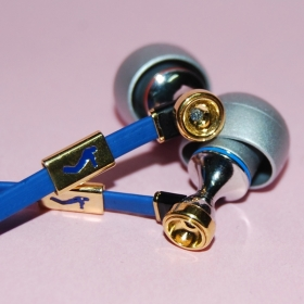 Monster Miles Davis Trumpet High Performance In-Ear Headphones with Co