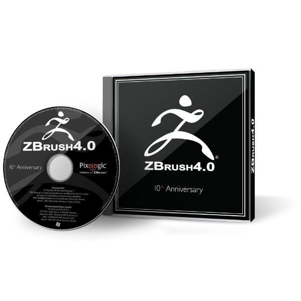 Pixologic ZBrush v4.0R2