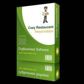 OrgBusiness Cozy Restaurant Reservation v3.9