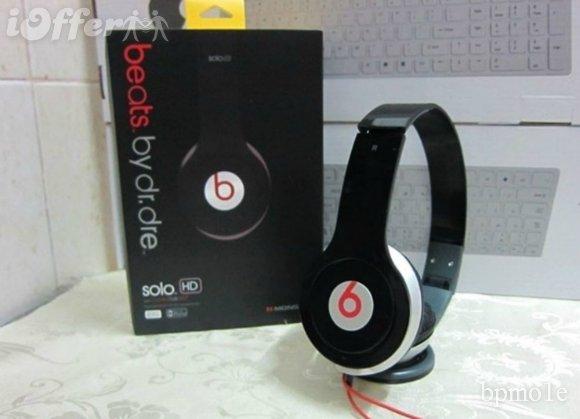 Beats By Dr. Dre mini SOLO HD Headphones /i
