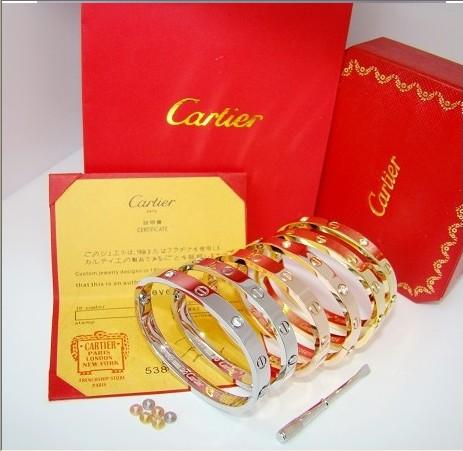 cartier Man's/Womans' Love Bracelet 1m