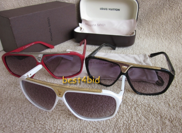 Louis Vuitton Evidence Western Version Sunglasses