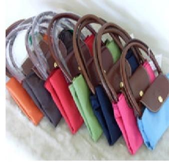 Lady 'S Longchamp Folding Les Pliage Handbag Bag purs