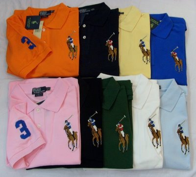 Wholesale Ralph lauren big pony Polo T-shirt ,m