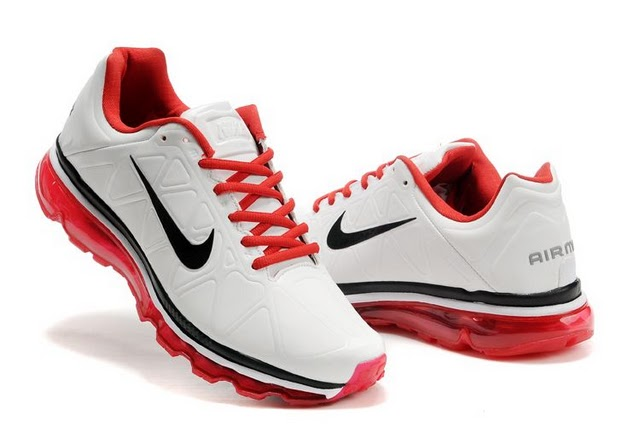 Air Max Leather Upper Men's basketball shoes 1