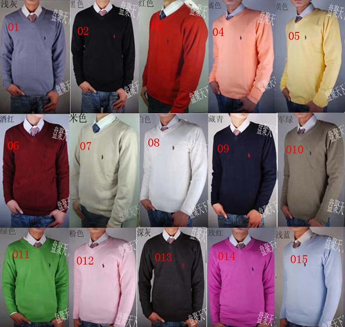 Cashmere Mens women Polo Ralph Lauren jumper Sweaters. k