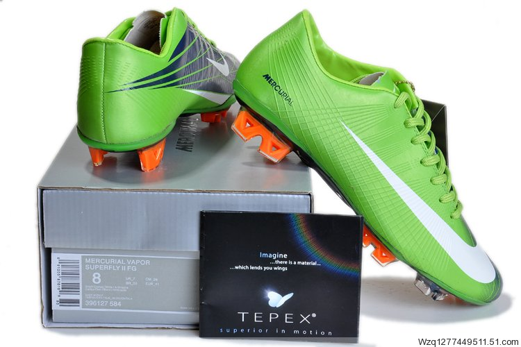 Mercurial Vapor Superfly Elite FG Football boots