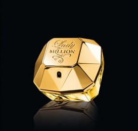 Paco Rabanne lady one million perfume EDT 80m.