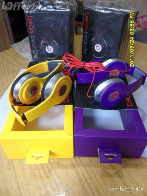 SOLO HD Headphone Monster Beats sdaqs