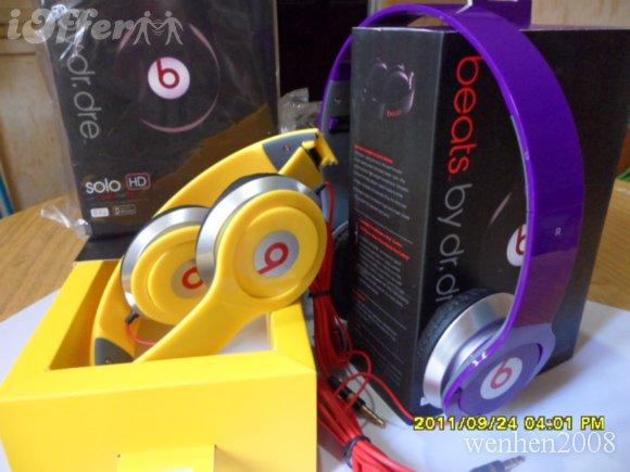 Monster beats SOLO HD Monster Headphones black 5 color4
