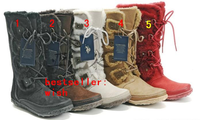 2011 new polo Snow Boots ,best selling +