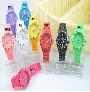 toy watch Fluo Plasteramic toywatch Collection neon