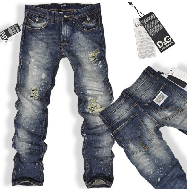 HOT 2010 NEW D&G JEANS DG JEANS MEN'S JEANS D G JEANS