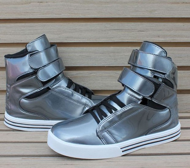 Justin Bieber supra high shoes casual shoes high state1