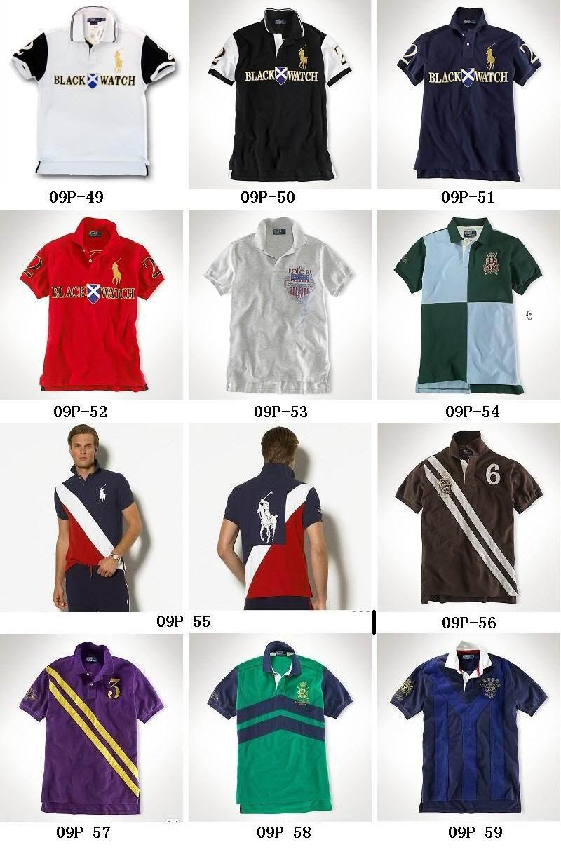 hot new ralph lauren polo mens T shirt