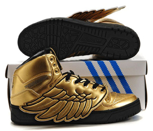 ADIDAS Jeremy Scott MIX Adidas WINGS Sneakers  -