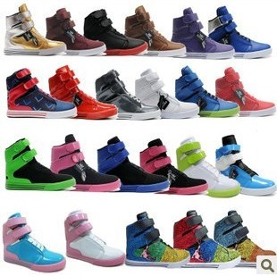 SUPRA lovers High help shoes best quality 2