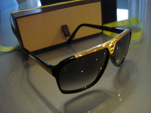 2010 Quality goods Louis Vuitton EVIDENCE sunglasses