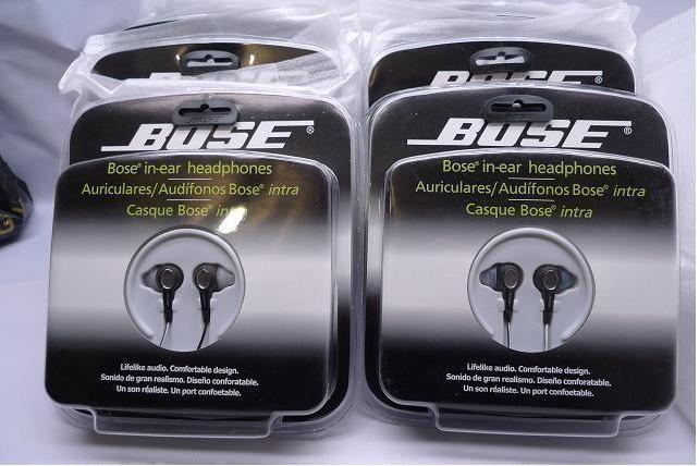 New BOSE In-ear (2 Generation) Plastic Box Headphone
