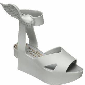Vivienne Westwood melissa wings shoes two color