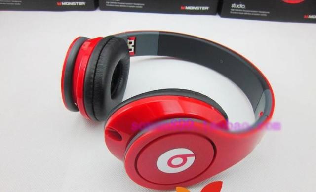 Monster beats by dr dre Studio Definition Headphones Hr