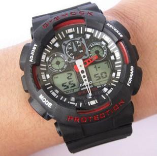 womens mens Casio G-SHOCK watch watches wristwatc GA-100-1A4D