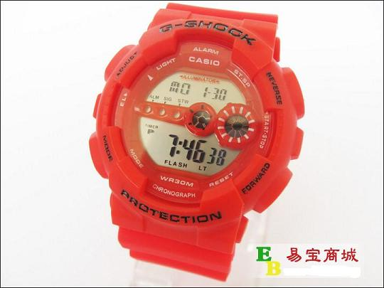 Fashion womens Casio G-SHOCK watch watches wristwatches GD-100