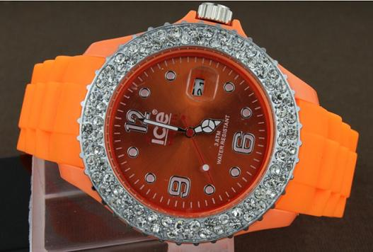 womens mens ice Ice-watch calendar watches wristwatches with crystal