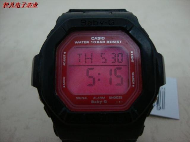 casio BABY G-SHOCK Womens Mens watch wristwatches ice jelly black