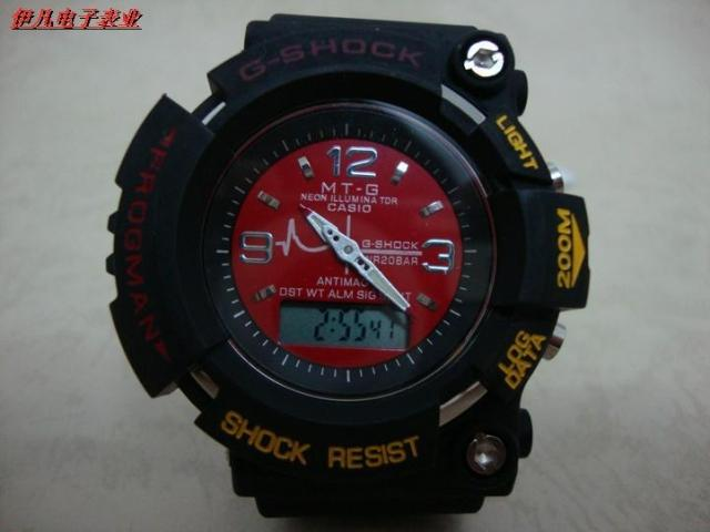 casio G-SHOCK Womens Mens watch wristwatches ice jelly MT-G