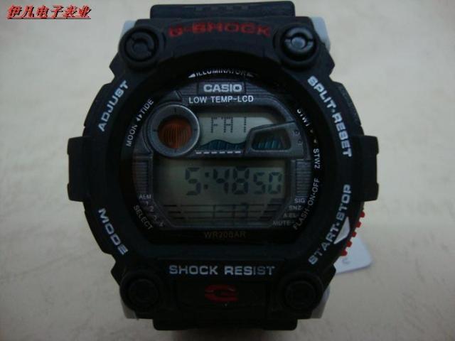 casio G-SHOCK Womens Mens watch wristwatches ice jelly shock resist