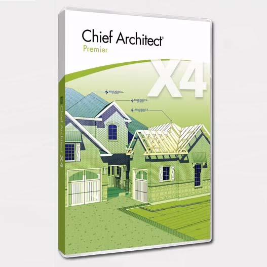 Chief Architect Premier X4 14.3 full version