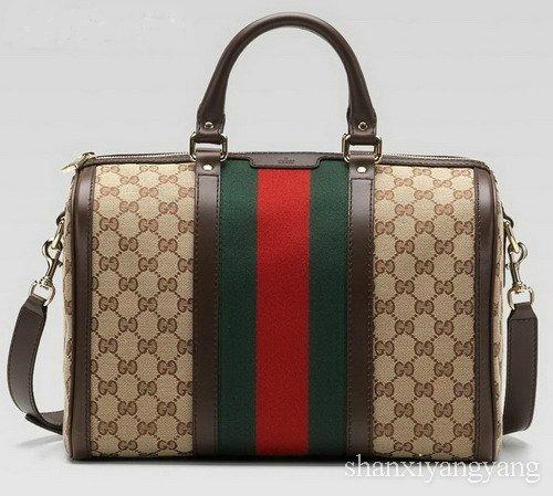 Gucci GG bag Mobile Messenger Bag Boston Bag handbag purse 247205