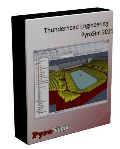 Thunderhead Engineering PyroSim v2012.1.0312 BETA-Lz0 (x86/x64)