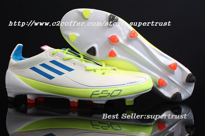 Adidas F50 Adizero II Prime FG Soccer Shoe Size39~46 B6