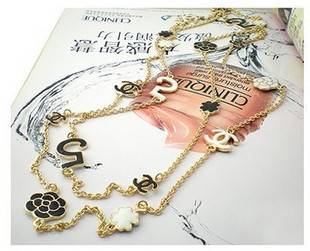 Hot! Chanel Necklace 143 `