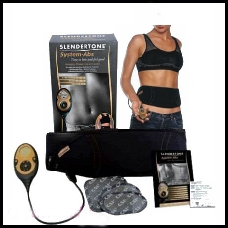 2012 Female's System- Abs Abdominal Muscle Ab Flex Belt