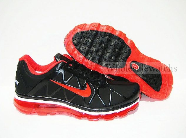 Air Max 2011 Leather Upper Mens Running Shoes w01