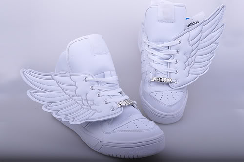 ADIDAS Jeremy Scott MIX Adidas WINGS Sneakers shoes